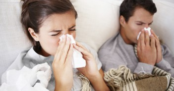 Cold and Flu stock image