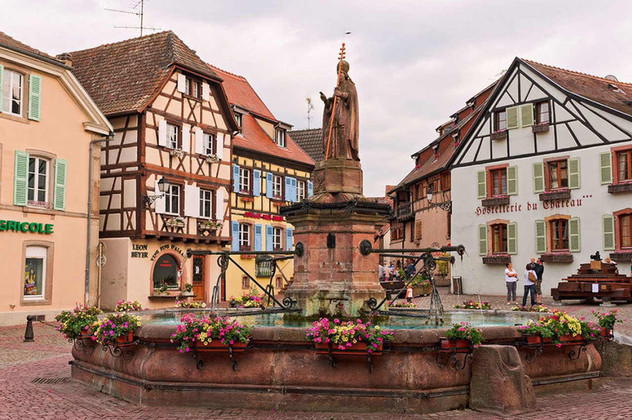 Beauty and the Beast – Alsace, France
